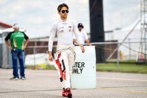 Danial Frost, DEN-JET Dallara, Andretti Autosport
