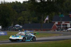 #88: Team Hardpoint EBM Porsche 911 GT3R, GTD: Katherine Legge, Rob Ferriol