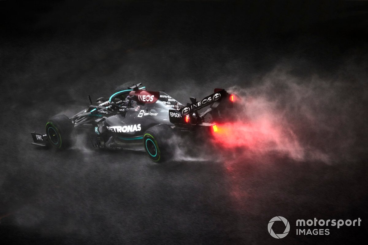Lewis Hamilton, Mercedes, 9 puan
