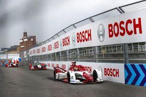 Sergio Sette Camara, Dragon Penske Autosport, Penske EV-5, Lucas Di Grassi, Audi Sport ABT Schaeffler, Audi e-tron FE07