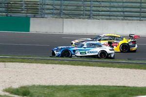 Philip Ellis, Mercedes AMG Team Winward Mercedes AMG GT3, Sheldon van der Linde, ROWE Racing BMW M6 GT3