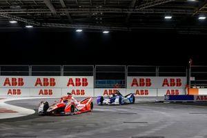 Alex Lynn, Mahindra Racing, M7Electro, Jake Dennis, BMW i Andretti Motorsport, BMW iFE.21