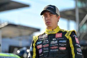 Brandon Jones, Joe Gibbs Racing, Toyota Supra Menards\Atlas