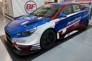 Eric Brigliadori, BF Motorsport, Hyundai i30 N TCR