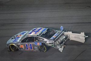 Crash: Chase Briscoe, Stewart-Haas Racing, Ford Mustang Mobil 1