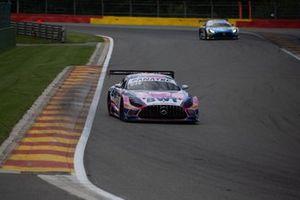 #4 HRT Mercedes-AMG GT3: Maro Engel, Luca Stolz, Vincent Abril
