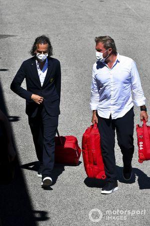 Laurent Mekies, Racing Director, Ferrari
