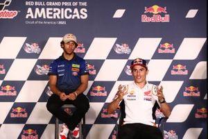 Marc Marquez, Repsol Honda Team, Enea Bastianini, Esponsorama Racing