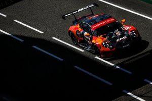 #99 Proton Competition Porsche 911 RSR - 19 LMGTE Am de Harry Tincknell, Vutthikorn Inthraphuvasak, Florian Latorre