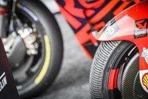 MotoGP-Intermediate-Reifen von Michelin