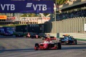 Arthur Leclerc, Prema Racing, Johnathan Hoggard, Jenzer Motorsport