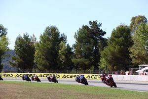 Leon Haslam, Team HRC, Kohta Nozane, GRT Yamaha WorldSBK Team, Alvaro Bautista, Team HRC