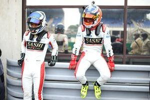 Anders Fjordbach, Kevin Magnussen, High Class Racing Oreca 07 - Gibson LMP2