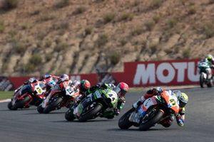 Axel Bassani, Motocorsa Racing, Lucas Mahias, Kawasaki Puccetti Racing, Michael Ruben Rinaldi, Aruba.It Racing - Ducati