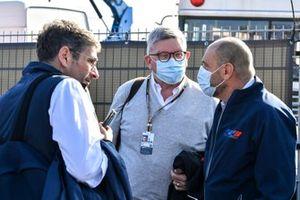 Ross Brawn, Managing Director of Motorsports
