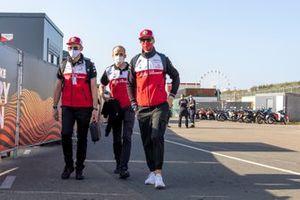 Antonio Giovinazzi, Robert Kubica, Alfa Romeo