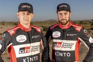 Henk Lategan, Brett Cummings, Toyota Gazoo Racing