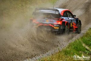 Thierry Neuville, Martijn Wydaeghe, Hyundai i20 Coupe WRC