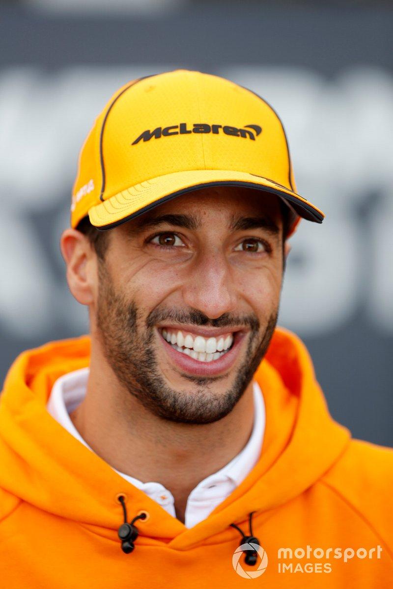 Daniel Ricciardo, McLaren