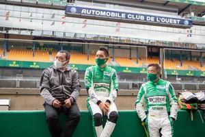 #777 D'Station Racing Aston Martin Vantage AMR LMGTE Am, Satoshi Hoshino, Tomonobu Fujii