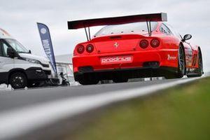 2002 Ferrari 550 Maranello Prodrive