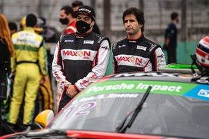 Sergio Jimenez e Edson Reis