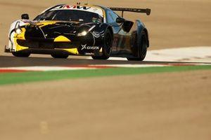 #66 JMW Motorsport Ferrari F488 GTE Evo: Rodrigo Sales, Jody Fannin, Thong Wei Fung Shaun