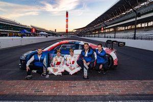 #25 Audi Sport Team Sainteloc Audi R8 LMS GT3 GT3: Christopher Haase, Patric Niederhauser