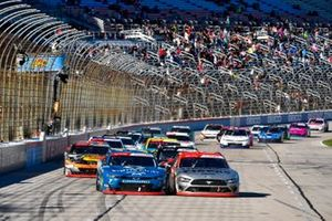 Austin Cindric, Team Penske, Ford Mustang Snap On