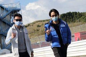 Kazuki Hiramine, Nobuharu Matsushita, #12 カルソニック IMPUL GT-R