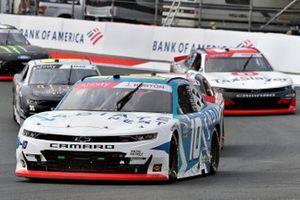 Jeb Burton, Kaulig Racing, Chevrolet Camaro Radiate Next