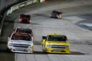 Cody Coughlin, GMS Racing, Chevrolet Silverado JEGS.com Tanner Thorson, Young's Motorsports, Chevrolet Silverado Ohio Logistics