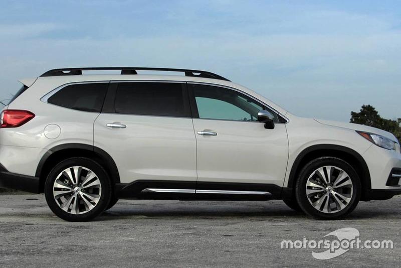 Subaru Ascent 2019 року