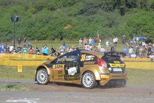 Nil Solans, Miki Ibañez, Ford Fiesta R5
