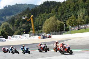 Jorge Lorenzo, Ducati Team, führt
