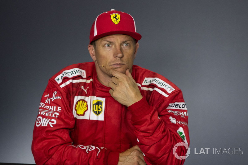 Kimi Raikkonen - Ferrari - 9