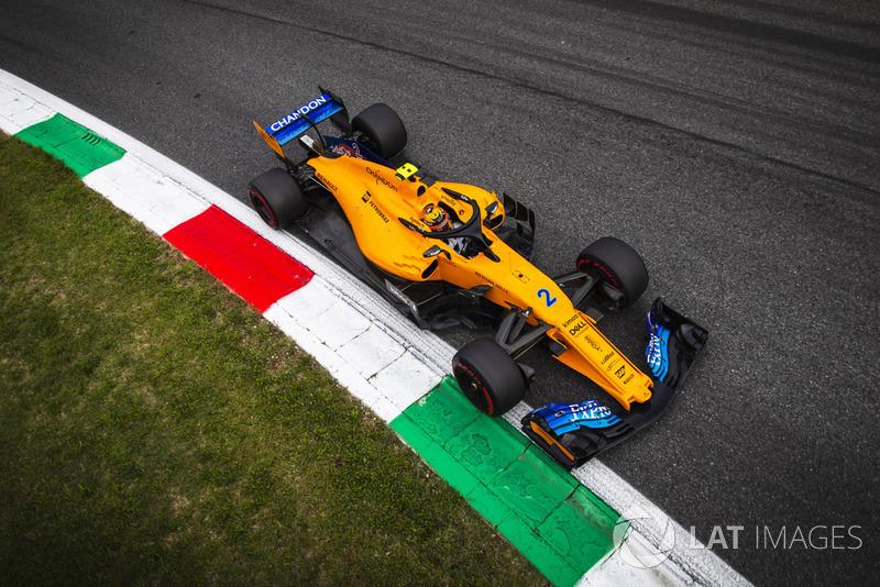 Szerkesztői TOP-40 - Olasz Nagydíj - F1 2018