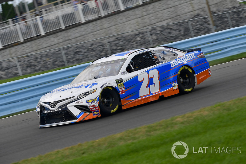 34. Spencer Gallagher, BK Racing, Toyota Camry Allegiant