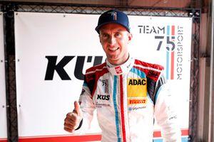 Pole position for #17 KÜS Team75 Bernhard Porsche 911 GT3 R: Timo Bernhard