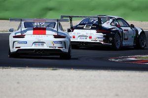 Bashar Mardini, GDL Racing, segue il compagno di squadra Enrico Fulgenzi