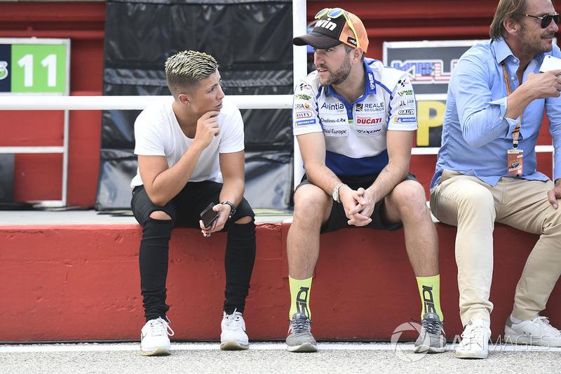 Livio Loi, Xavier Simeon, Avintia Racing