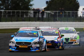 Aiden Moffat, Laser Tools Racing Mercedes A-Class