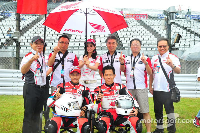 #7 Astra Honda Racing Team