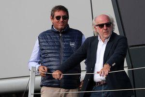 Gerard Neveu and David Richards