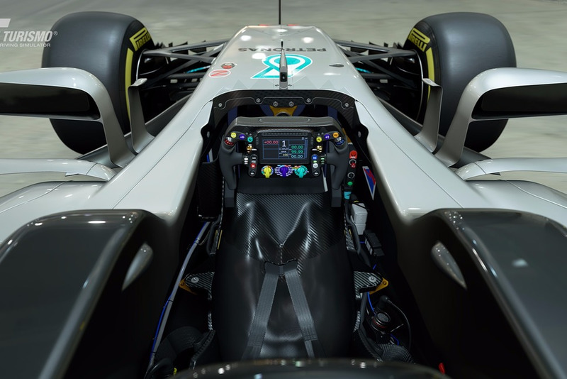 Mercedes AMG F1 W08 EQ Power+ 2017