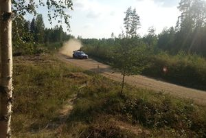 Hayden Paddon, Sebastian Marshall, Hyundai i20 Coupe WRC, Hyundai Shell Mobis World Rally Team