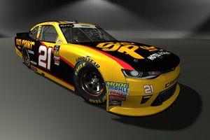 Daniel Hemric, Richard Childress Racing, Chevrolet Camaro