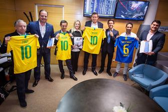 Organização das 6H de SP se encontram com membros da FIA, ACO e WEC