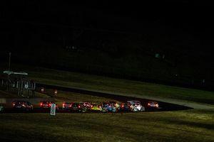 Start zum Supercars-Nachtrennen in Eastern Creek 2018