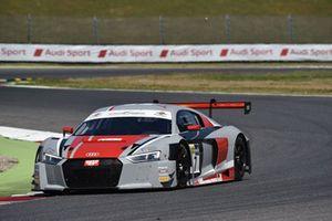 #7 Audi R8 LMS-GT3, Audi Sport Italia: Baruch-Fassler